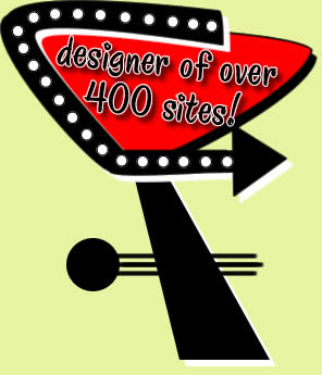 Designer of over 500 Web Sites!